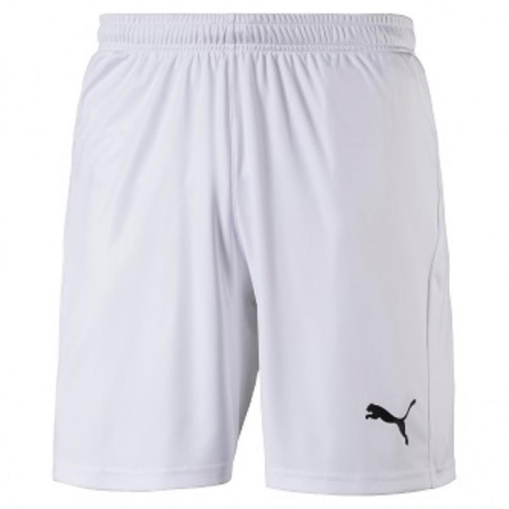 2018 Liga Shorts - Puma White Players Shorts