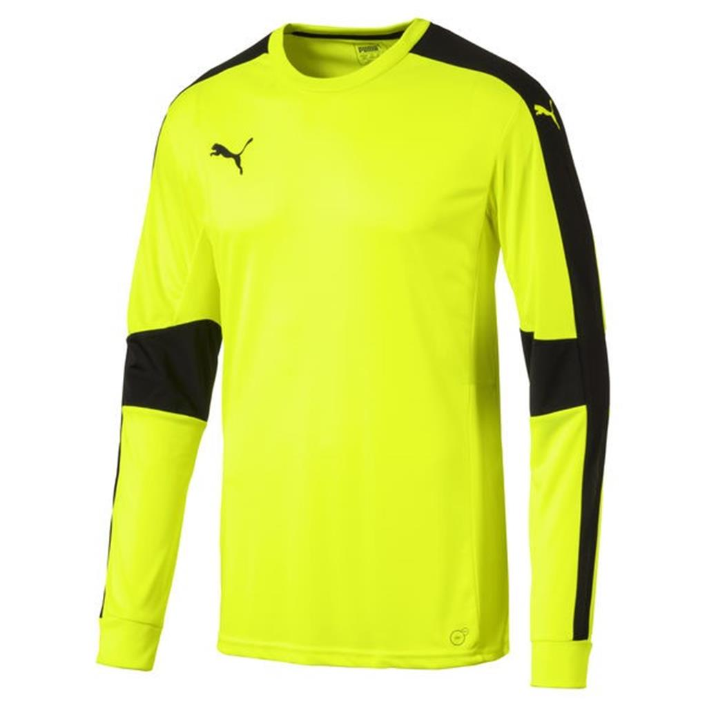 2018 Triumphant GK Jersey - Fluro Yellow Home
