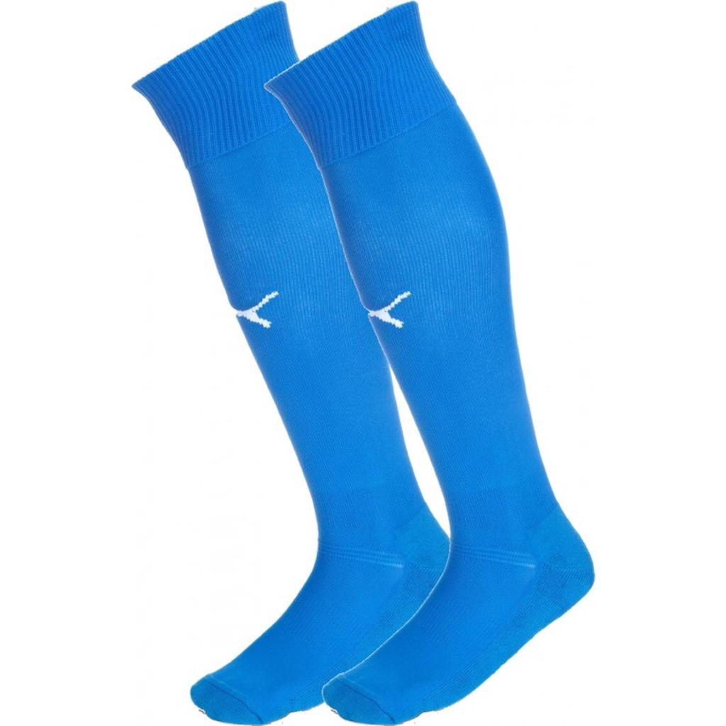 2018 Liga Socks - Puma Blue - White